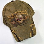 Best Quality Iron Thunder Baseball Caps sold by pc $ 3.50 each