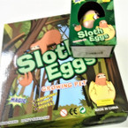 Hatch Your Own Sloth Egg 1-dz counter display box .79 ea