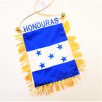 """4"""" X 6"""" Mini Banner Flag Honduras  .54 ea"""