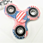 """SPECIAL 3"""" USA Theme Hand Spinners   .36 each"""