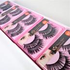 Special 2 Pack Fashion Eye Lashes w/ Glue (229) .49 per set