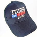 Trump 2020  Baseball Caps Asst Colors 12 per pack $ 2.50 per hat