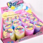 """2"""" X 3"""" Cotton Foam Gum Crystal Mud 12 per display bx .58 each"""