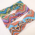"3"" Stretch Headband  Print Design (5592)  .54 each"