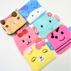 "4"" Cute Mixed Style Animal Zipper Bag Purses .56 each"