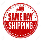 "FASTEST Shipping Most Orders Processed in """"One Hour"""" Order Today BY 3PM"