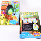 Hatch Em Frog Egg  Growing Pet 12 per display  .83 each