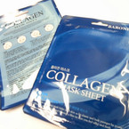 Collagen Face Mask  (Korea Made) 10 per pk Only .55 each mask