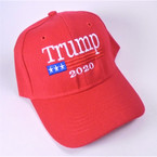 Trump 2020 Baseball Caps All Red  sold by pc $ 2.50 per hat