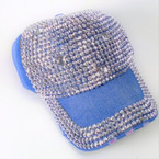 All Silver Stone Baseball Caps Dark Stone Washed Denium sold by pc $ 4.25 each