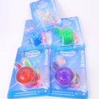 Super Brite Flashing Whistle Necklace 24 per bx  .60 each
