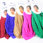 10 Asst Color Turbins 12 per pk  $1.04 ea