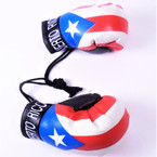 "Pair of 4"" Boxing Glove Country Hangers Puerto Rico 6 prs per pk $ 1.25 ea set"