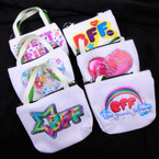 "4.75"" Best Friend Theme Zipper Coin Purse w/ Handles 12 per pk .56 each"