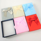 "2.5"" X 3.5"" Gift Boxes w/ Bow  6 colors .50 each"