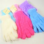 VALUE BUY Soft Feel Winter Gloves Lite Colors 12 pairs per pk .58 each