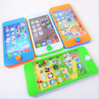 "5.5"" Cell Phone Theme Water Toy Game Asst Colors .60 each"