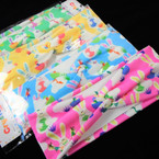 "Too Cute Easter Bunny Theme 2.5"" Stretch Headbands 12 per pk .54 each"