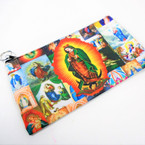 "4.5"" X 8"" Dbl Side Printed Guadeloupe Theme Bag 12 per pk .60 each"