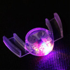 Multi-Glow  4 Led Lite Mouth Pc 24 pc Unit .60 each