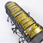 Teen Leather Bracelet w/ Matt Gold Zodiac Signs  .54 ea