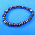 Magnetic Hematite Fashion Bracelet (13) .58 each