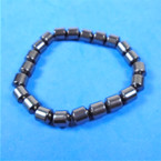 Magnetic Hematite Fashion Bracelet (12) .58 each