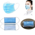 IN STOCK NOW Disposable Face Mask  50 pcs per pack .80 each