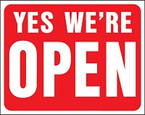 """""""""""YES !!  WERE OPEN AND Shipping YOUR On Line ORDERS  Min $ 50"""