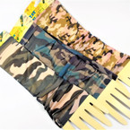Nylon Printed Tattoo Look Sleeve CAMO Style 12 pair per pk  .58 ea pair