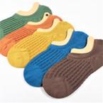 Girl's Comfy Soft & Breathable Low Cut Socks Asst Colors   .56  per pair