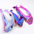 Soft & Stretchy Metallic Fabric Headbands Assorted Colors  .56 each