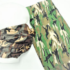 Multifunctional Scarf/Headwear /Face MASK Regular Camo Print (74452)   .75  ea