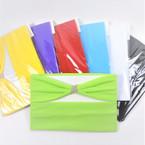 """2 Pk 2.5"""" Stretch Headband Asst Bright Colors  .58 per set"""