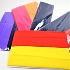"2"" Asst Bright Color Stretch Headbands 24 per pk   .25 each"