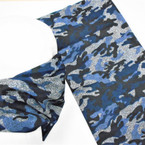 Multifunction Face Mask Scarf Desert Camo Blue/Grey (74447) 10 per pk .75 each