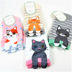 SO CUTE Kids Cat Lovers  Print Theme   Socks Asst Styles   .58 per pair