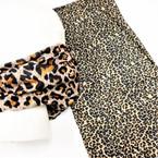 Carded Multifunctional Scarf/Headwear/ Mask  2 Style Animal Print    .66 each