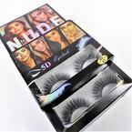 Trending 5D-43 Effect Fashion Eye Lashes  as shown (1108) .58 per pair