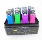 """2.5"""" Rubber Grip Style Nail Clippers  12 per display .50 each"""