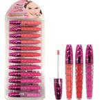 Glamarous Color Lip Gloss 24 per display  .58 each