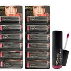 Long Lasting Matte Lip Gloss Mixed Colors 12 per pk (ind. carded) .54 each