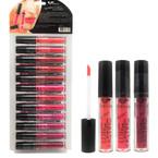 Long Lasting Lip Gloss Asst Colors 24 per display  .60 each