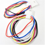8 Pack Stretch Elastic Headbands Mixed Colors .54 per set