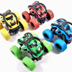 4WD  Stunt Off-Road Friction Trunks Tumbles 360 12 per display bx $ 1.66 ea
