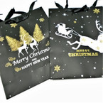 Best Quality Lg. Size Christmas Gift Bags 4 styles  Mix (81)  .55 each