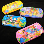 """3"""" X 6"""" Animal Theme Water Toy Game Asst Colors .65 each"""