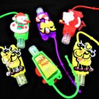 IN STOCK Fruit Scent  Pocket Size Hand Sanitizer Christmas  12 per pk .56  ea