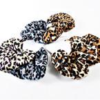 2 Pack Leopard Print  Hair Twisters Nice Quality  .54 per set