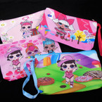 "4.5"" X 7"" Kid's Print Bag w/ Wrislet Mixed Styles  .58"